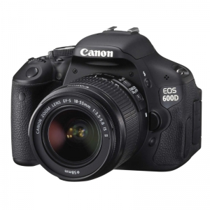 EOS 600D 18/55 IS II 18MP 3