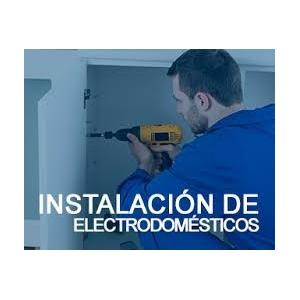 INSTALACION ELECTRODOMESTICOS HORNO