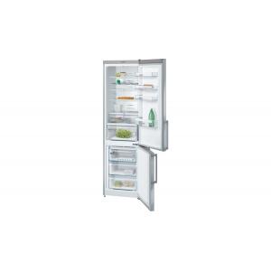 Frigorífico BOSCH KGN39XI3P combinado de libre instalación Puertas acero inox antihuellas, 203 x 60 cm A++