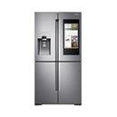 Congelador Refrigerador Samsung 4 puertas Family Hub ™, 550L RF56M9540SR / EU iNOX A+ Dispensador y tablet