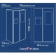 Frigorifico Americano SAMSUNG Family Hub ™, 593L RS68N8941SL / EU A++