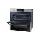 Horno Samsung Dual Cook Flex ™ NV75N5671BS Horno de doble puerta