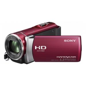 HDR-CX210ER FULL HD ROJA 8GB